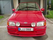 Ford Escort XR3i Cabrio 75