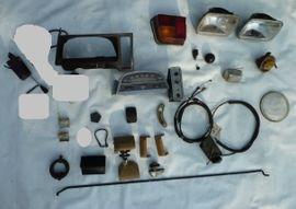 Citroen 2CV Ente Teile: Kleinanzeigen aus Plochingen - Rubrik Citroen-Teile