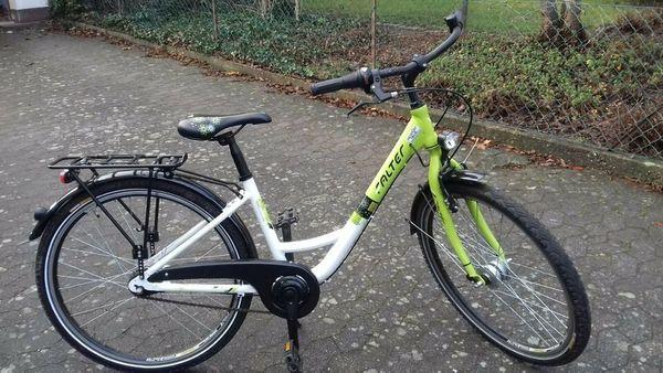 Mädchen-Kinder-Fahrrad 26 Zoll