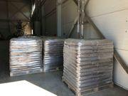 975 kg Rapsstrohpellets Einstreu Sackware