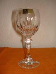 12 WMF Süßweingläser Kristallgläser Cristal