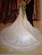 Brautkleid Gr 36 164 cm