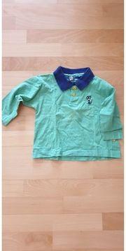 Langarm Poloshirt Grösse 86