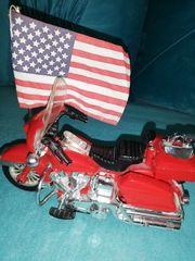 Harley Davidson Faerzeug