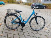 WINORA Damen-Mädchen Fahrrad Wie neu