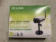 TP-Link Wireless Day Night Überwachungaskamera