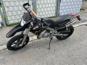 Aprilia SX 50 Dark Carbon