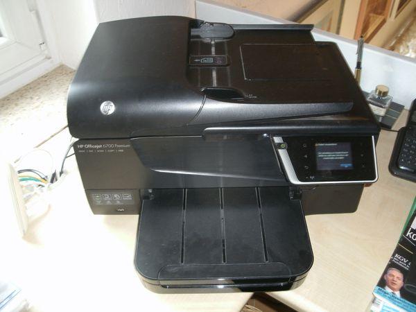 Tintnestrahldrucker HP Officejet 6700