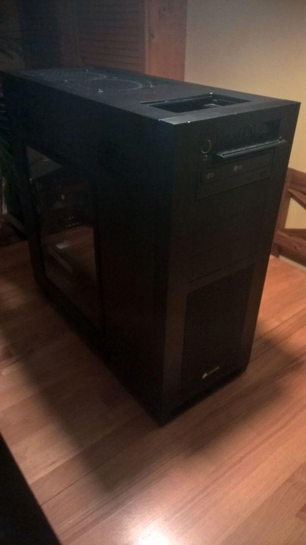 Gamer PC-Win10-4C 8Th Wakü 256GB