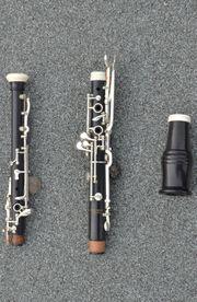 Oboe - Barock Typ - G MOLLENHAUER -