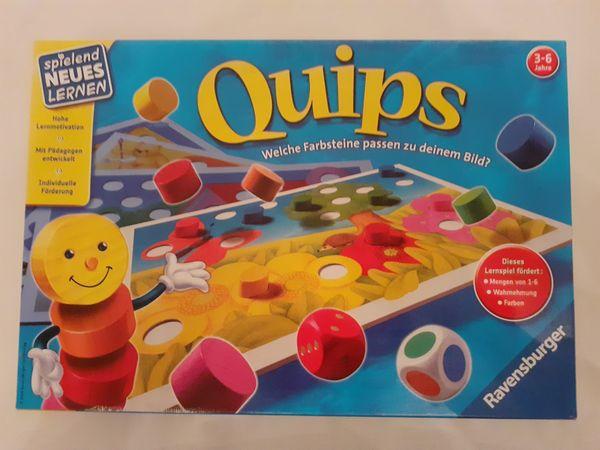 Quips Lernspielzeug sehr gut erhalten