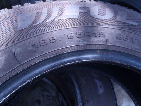 2 Reifen Fulda 185 65R
