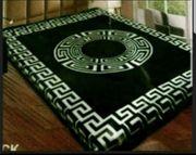 Tagesdecke Überwurf Decke Versace Medusa