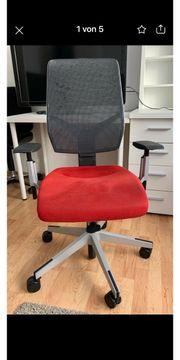 Bürostuhl von Giroflex Homeoffice TOP