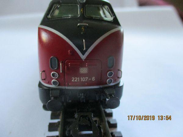 Märlin Diesel Lokomotive V 200