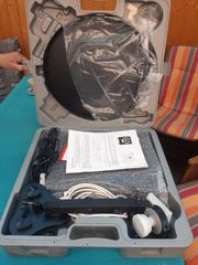 Stereo Satellite Receiver Neu