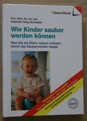 Buch Wie Kinder sauber werden