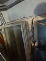 Alte Fenster doppelverglast