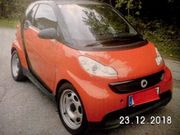 Smart Fortow coupe