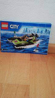 Lego City Set 60114