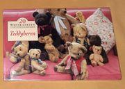 20 Teddybären -Karten ungeöffnet in