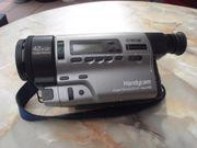 Sony Hi8 Camcorder mit Unterwassergehäuse