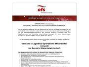Versand Logistics Operations Mitarbeiter m