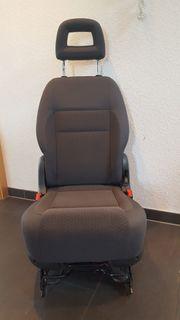 Autositz für VW Sharan