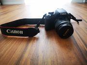 Canon EOS 650d mit Objektiv