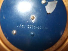 kupferfarbene mechanische Wanduhr 25 cm: Kleinanzeigen aus Stuttgart - Rubrik Uhren