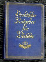 Altes Buch Praktischer Ratgeber für