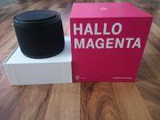 Magenta smart Speaker schwarz inkl