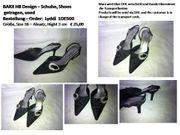Schuhe schwarzer Abendschuh