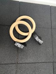 Suprfit Ragin Gym Rings Competition