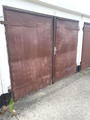 Garage zu vermieten mit Strom