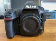 Nikon D850 Body 2 XQD-Karten