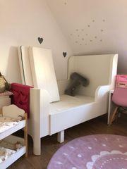 Kinderbett Busunge Ikea Matratze