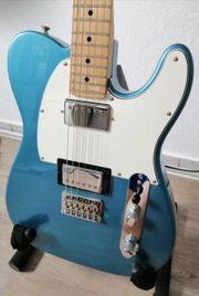 Fender Player Telecaster HH neuwertig
