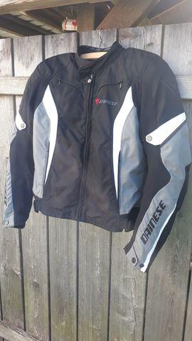 Motorradbekleidung Herren - Dainese Sport Jacke mit Protektoren
