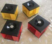 Tonband Casetten Drehkarussel - ein zu