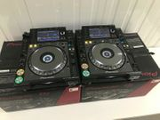 2x Pioneer CDJ 2000 Nexus DJ-Decks