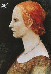 Ritratto di Lucrezia Crivelli di