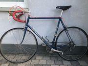 Retro Rennrad Campagnolo Ausstattung