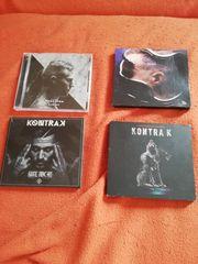 4 Kontra K CD S