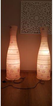 Neuwertige Deko Lampen aus Papier