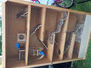 Hamster holz käfig