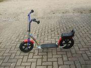 Roller Tretroller mit Bremse