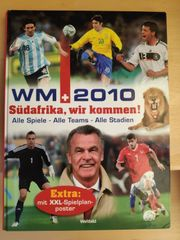 Buch WM 2010 Südafrika