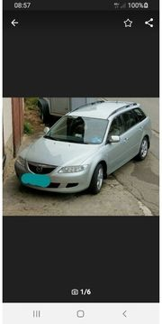 Verkaufe meinen treuen Mazda 626