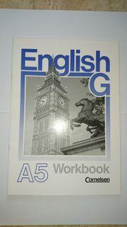 English G Ausgabe A Workbook